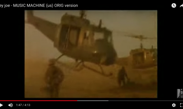 Vietnam Footage Edited to Music Machine Song
