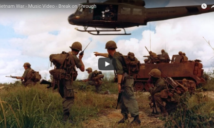 The Doors – Break on Through with Vietnam Footage WOW