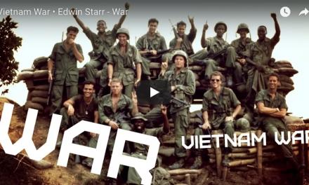 Edwin Starr – War   Vietnam Footage
