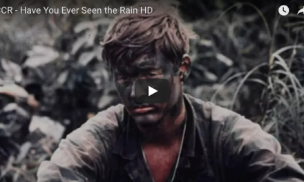 CCR – Have You Ever Seen the Rain, Vietnam Version
