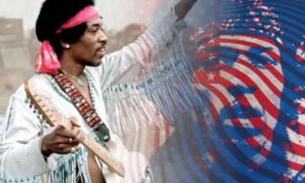Jimi Hendrix – Star Spangled Banner